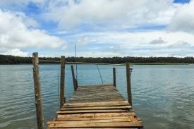 Lago Bosque Azul