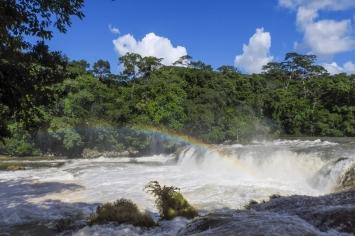 Rainbow, Rio Santo Domingo