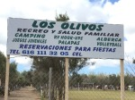 Our campground in San Quintin