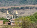 Atenguillo church from the road