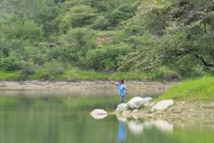 Fishin' at La Presa