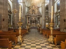Templo de San Felipe Neri Interior