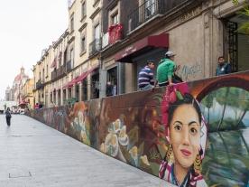 Centro Historico Mural
