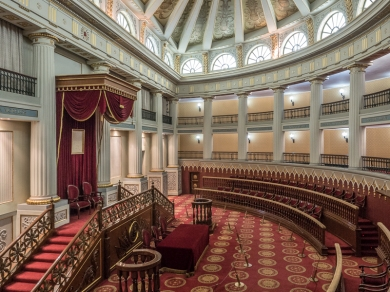 First Parliament Chamber