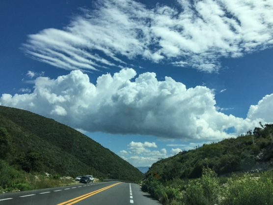 On the road to Oaxaca