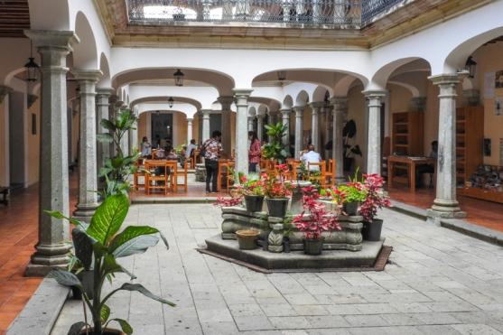 Oaxaca's public library