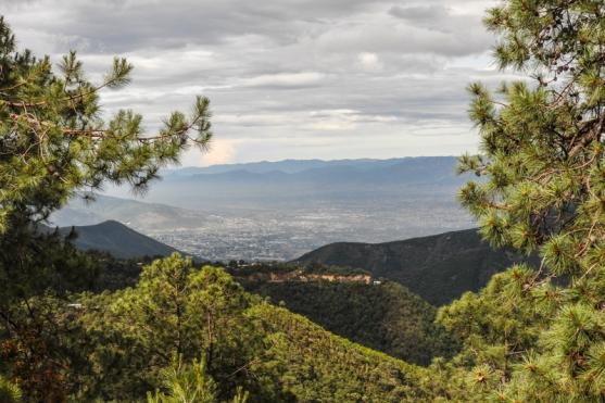 Sierra Norte scenery
