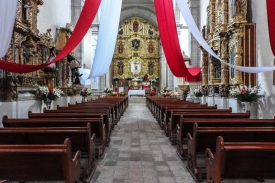 The Dominican church in San Pedro y San Pablo Teposcolula