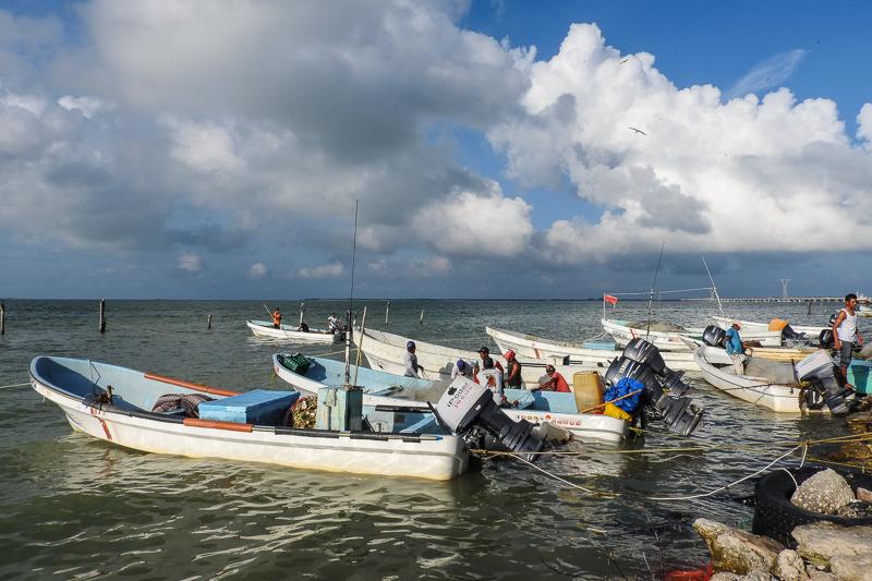 Isla Aguada, Monday, August29