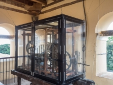 The oldest operating clock in the Americas.