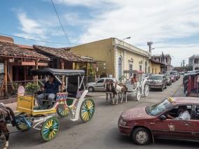 Gridlock in Granada! - News at 11