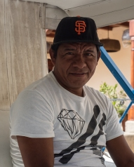 San Francisco Gigantes Fan