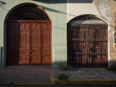 A Tale of Two Doors