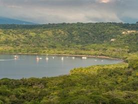 Bahia Culebra in the early morning