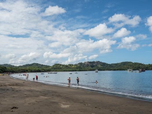 Playa Panama, Bahia Culebra