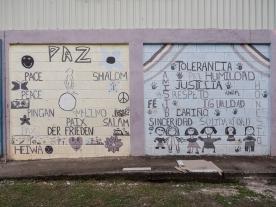 Comunity Center Wall