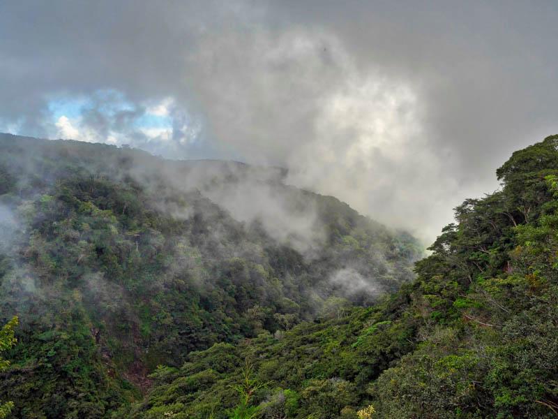 Santa Elena, Costa Rica – November26