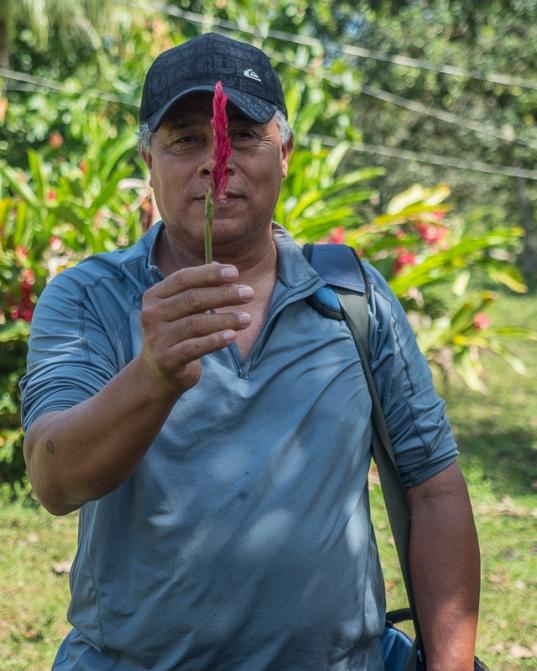 Koren, our tour guide