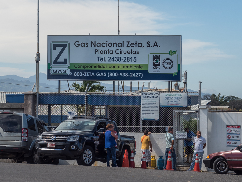 Gas Planta