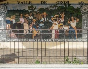 Orosi Mural