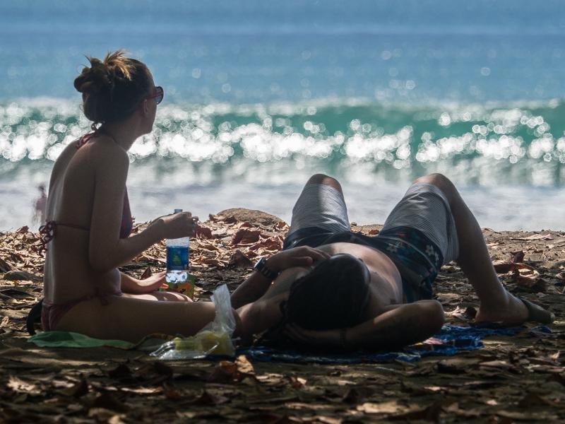 Playa Dominical – Sunday, January22