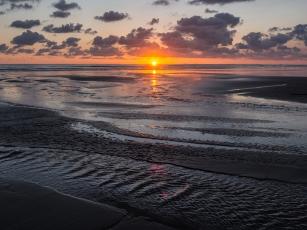 Uvita: Sunset