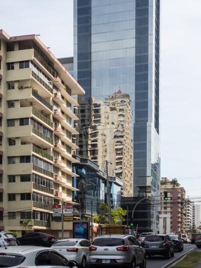 Panama City - Reflection