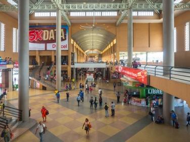 Panama City - Bus station